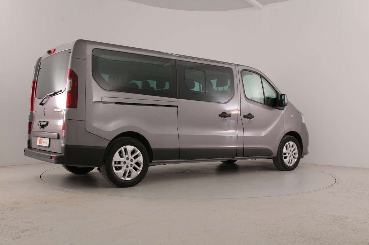 RENAULT TRAFIC EDITION LARGO